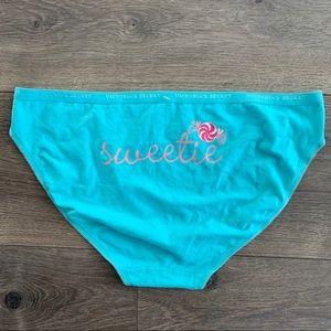 RARE! Victoria's Secret Cotton Bikini Panty NWT